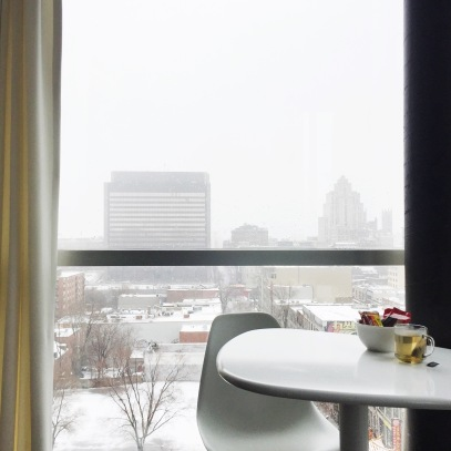 Montreal Hotel Zero 1 | Art Food Adventure