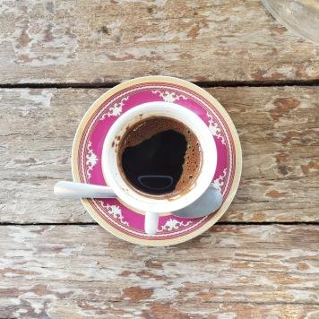 Turkish Coffee from Cafe Replika