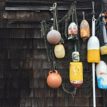 buoys in rockport